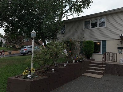 Kearny Single Family Home For Sale: 440 Passaic Ave
