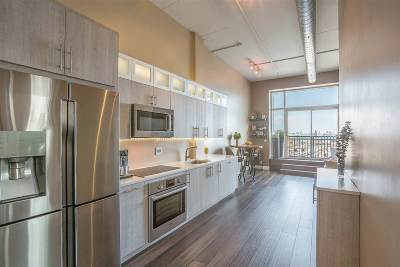 Jersey City Condo/Townhouse For Sale: 689 Luis M Marin Blvd #1010
