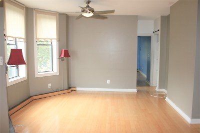 Jersey City Condo/Townhouse For Sale: 117 Ogden Ave #3L