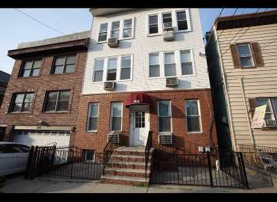 Jersey City Condo/Townhouse For Sale: 108 Thorne St #3L
