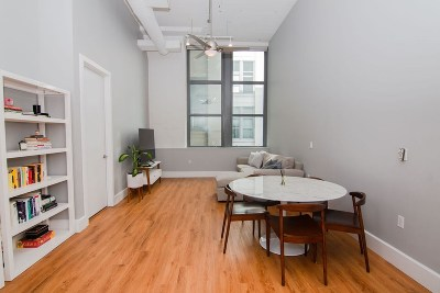 Jersey City Condo/Townhouse For Sale: 50 Dey St #333