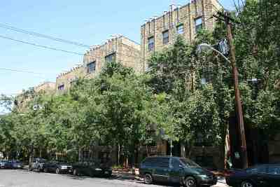 Jersey City Condo/Townhouse For Sale: 260 Harrison Ave #306