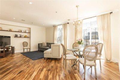 Hoboken Condo/Townhouse For Sale: 830 Monroe St #2C