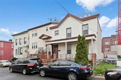 Jersey City Multi Family Home For Sale: 13 Front St
