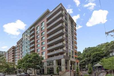 Hoboken Condo/Townhouse For Sale: 800 Jackson St #811
