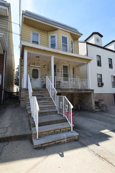 Bayonne Multi Family Home For Sale: 83 Hobart Ave