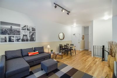Hoboken Condo/Townhouse For Sale: 228 Bloomfield St #3