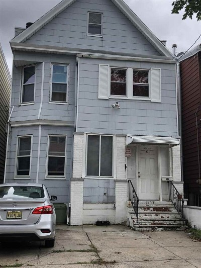 Jersey City Multi Family Home For Sale: 17 Troy St
