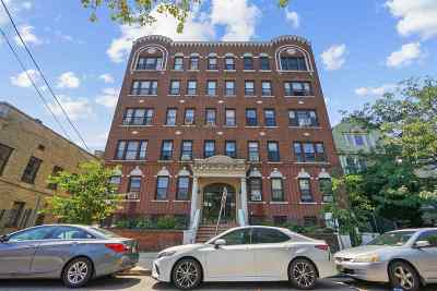 Jersey City Condo/Townhouse For Sale: 145 Harrison Ave #402