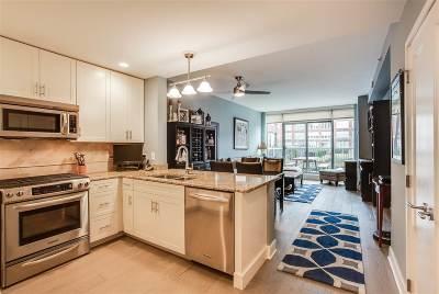 Hoboken Condo/Townhouse For Sale: 1125 Maxwell Lane #409