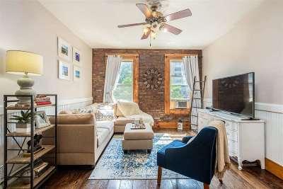 Hoboken Condo/Townhouse For Sale: 226 Jefferson St #3S