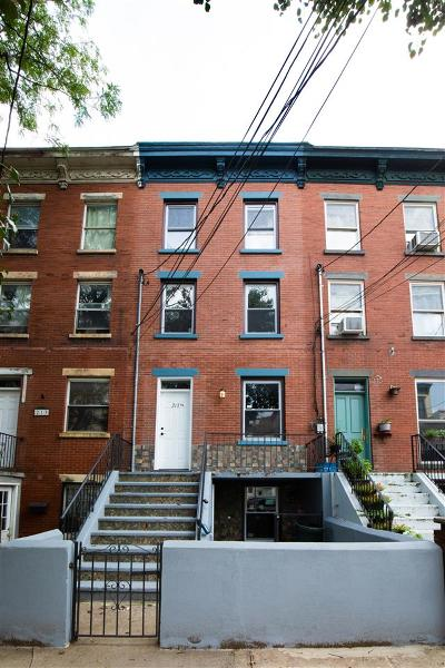 Jersey City Multi Family Home For Sale: 213 4th St