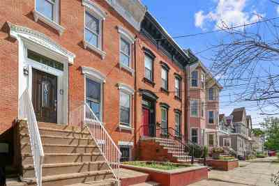 Jersey City Multi Family Home For Sale: 248 Princeton Ave