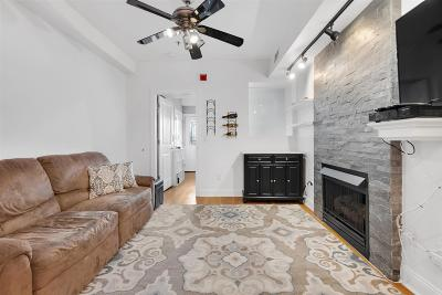 Hoboken Condo/Townhouse For Sale: 717 Adams St #2R