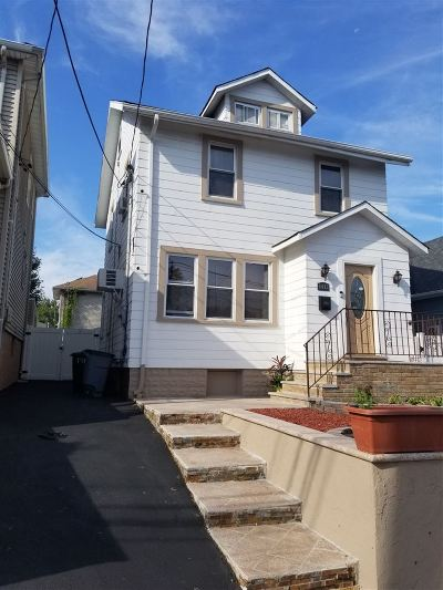 North Bergen Single Family Home For Sale: 1411 91st St
