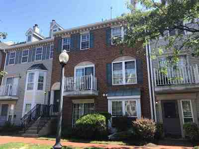 Jersey City Condo/Townhouse For Sale: 18 Dogwood St