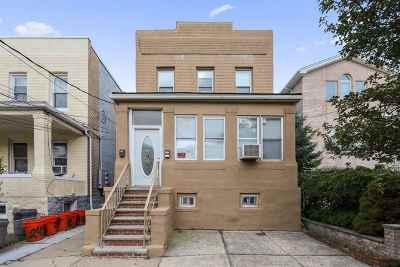 Cliffside Park Multi Family Home For Sale: 244 Riverview Pl