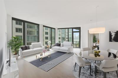 West New York Condo/Townhouse For Sale: 9 Avenue At Port Imperial #815
