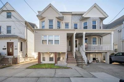 Bayonne Multi Family Home For Sale: 20 East 43rd St