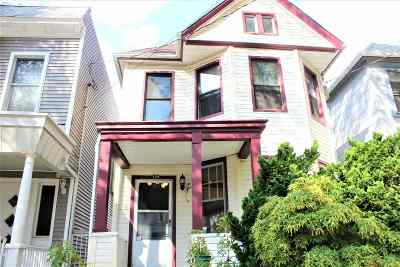 Jersey City Single Family Home For Sale: 124 Highland Ave