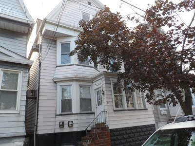 Kearny NJ Multi Family Home For Sale: $375,000