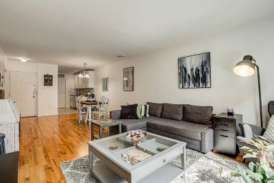 Hoboken Condo/Townhouse For Sale: 214 Willow Ave #1B