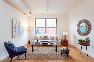 Jersey City Condo/Townhouse For Sale: 234 10th St #414