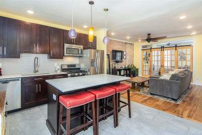 Hoboken Condo/Townhouse For Sale: 227 Park Ave #2