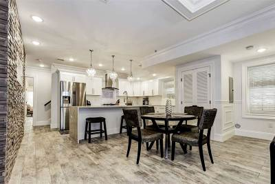 Jersey City Condo/Townhouse For Sale: 193 Hancock Ave #1