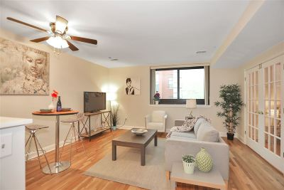 Weehawken Condo/Townhouse For Sale: 518 Gregory Ave #B401