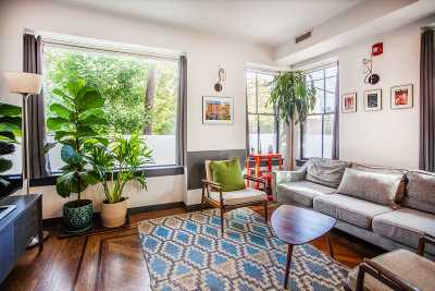 Jersey City Condo/Townhouse For Sale: 25 Division St #1