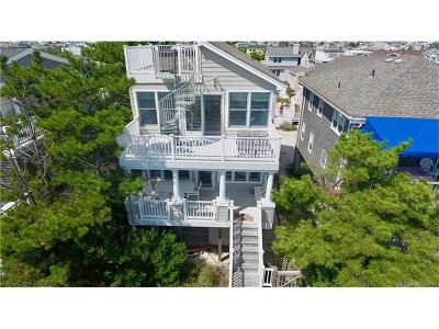Surf City NJ Single Family Home For Sale: $1,595,000