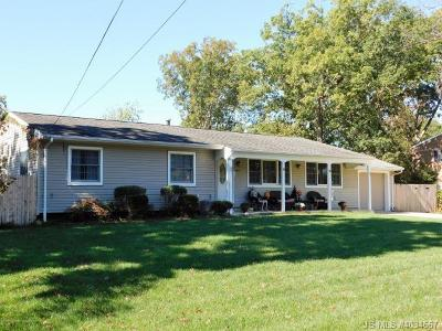 Toms River NJ Single Family Home For Sale: $259,900