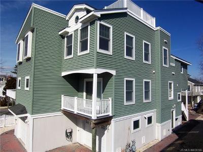 Long Beach Twp NJ Condo/Townhouse For Sale: $549,000
