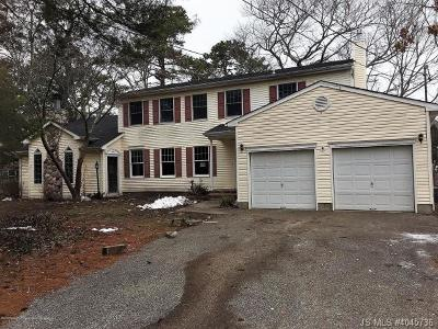 Brick NJ Single Family Home For Sale: $434,900