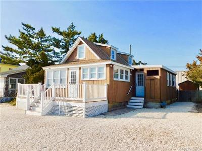 Harvey Cedars NJ Single Family Home For Sale: $759,000