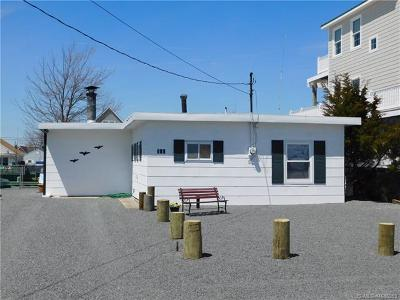 Little Egg Harbor NJ Single Family Home For Sale: $159,000