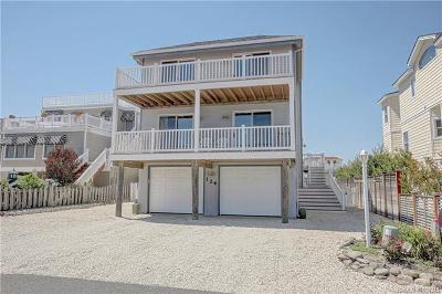 Barnegat Light, Beach Haven, Beach Haven Borough, Harvey Cedars, Long Beach, Long Beach Twp, Ship Bottom, Surf City Single Family Home For Sale: 124 Yarmouth Court