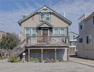 Barnegat Light, Beach Haven, Beach Haven Borough, Harvey Cedars, Long Beach, Long Beach Twp, Ship Bottom, Surf City Single Family Home For Sale: 1 E Jeanette Avenue