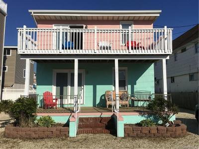 Barnegat Light, Beach Haven, Beach Haven Borough, Harvey Cedars, Long Beach, Long Beach Twp, Ship Bottom, Surf City Single Family Home For Sale: 8005 Long Beach Boulevard