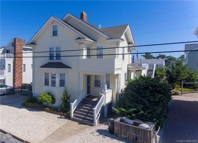 Barnegat Light, Beach Haven, Beach Haven Borough, Harvey Cedars, Long Beach, Long Beach Twp, Ship Bottom, Surf City Single Family Home For Sale: 19 E 47th Street E