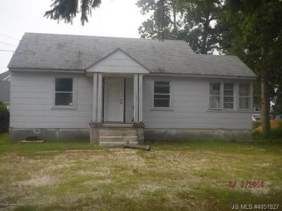 Brick Single Family Home For Sale: 636 Princeton Avenue