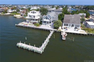 Barnegat Light, Beach Haven, Beach Haven Borough, Harvey Cedars, Long Beach, Long Beach Twp, Ship Bottom, Surf City Single Family Home For Sale: 8106 Bay Terrace