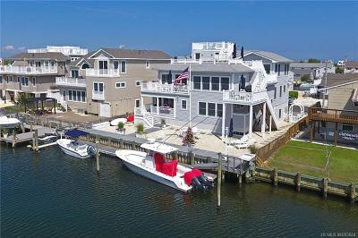 Barnegat Light, Beach Haven, Beach Haven Borough, Harvey Cedars, Long Beach, Long Beach Twp, Ship Bottom, Surf City Single Family Home For Sale: 34 Adrian Road