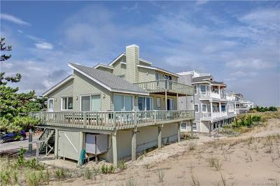 Barnegat Light, Beach Haven, Beach Haven Borough, Harvey Cedars, Long Beach, Long Beach Twp, Ship Bottom, Surf City Single Family Home For Sale: 12103 Ocean Avenue