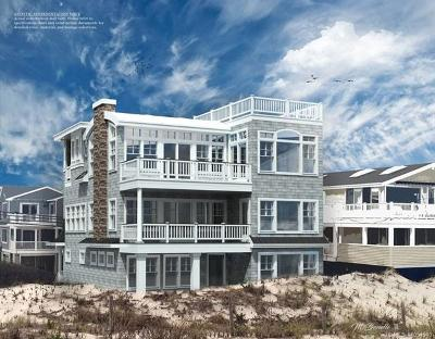 Barnegat Light, Beach Haven, Beach Haven Borough, Harvey Cedars, Long Beach, Long Beach Twp, Ship Bottom, Surf City Single Family Home For Sale: 3709 E Ocean Boulevard