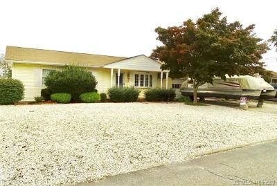 Single Family Home For Sale: 1010 Orlando Drive