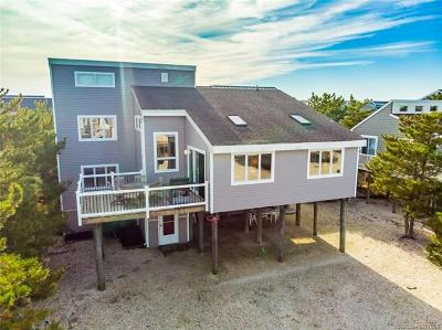 Barnegat Light, Beach Haven, Beach Haven Borough, Harvey Cedars, Long Beach, Long Beach Twp, Ship Bottom, Surf City Single Family Home For Sale: 10 W Culver Avenue