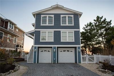 Barnegat Light, Beach Haven, Beach Haven Borough, Harvey Cedars, Long Beach, Long Beach Twp, Ship Bottom, Surf City Single Family Home For Sale: 53 Cedars Avenue