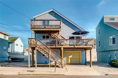 Barnegat Light, Beach Haven, Beach Haven Borough, Harvey Cedars, Long Beach, Long Beach Twp, Ship Bottom, Surf City Single Family Home For Sale: 2103 Highland Avenue